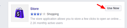 store Facebook Search